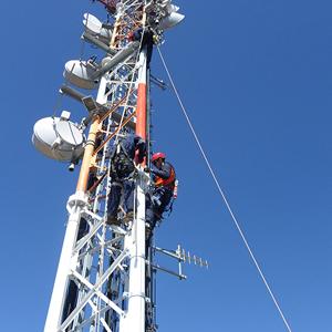 Construcción, obras civiles y montaje de torres de telecomunicaciones