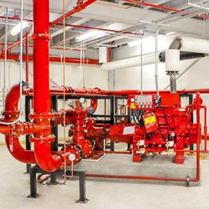 Implementación y mantención de redes contra incendio norma NFPA 25.